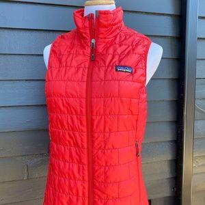 Patagonia Nano Puff Vest - Red